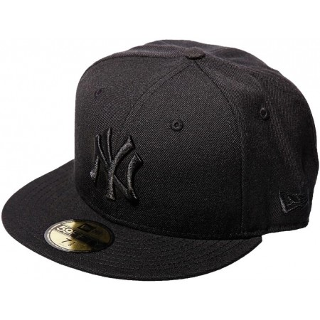 Club baseball cap - New Era 59FIFTY BLACK ON BLACK NEYYAN 422651c6d58