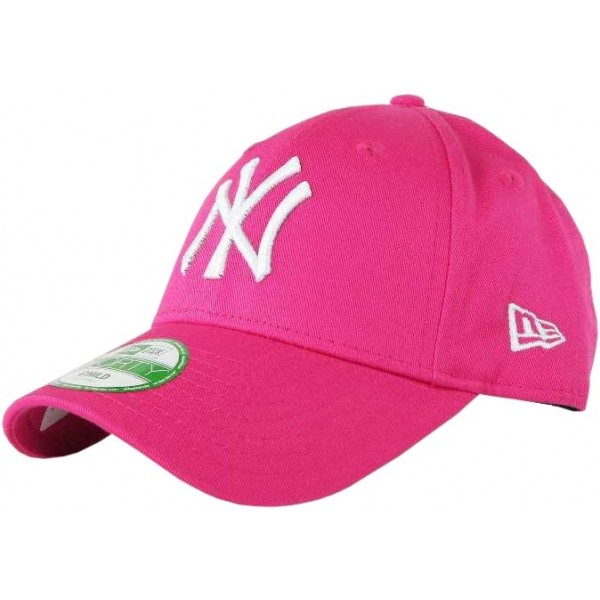 New Era 9FORTY KID MLB LEAGUE BASIC NEYYAN LS - Dievčenské klubová šiltovka
