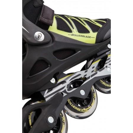 Łyżworolki fitness męskie - Rollerblade SIRIO 90 SP - 5