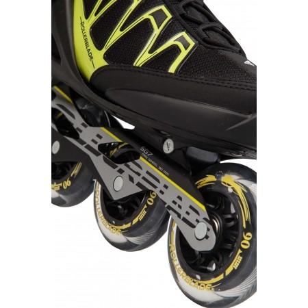 Łyżworolki fitness męskie - Rollerblade SIRIO 90 SP - 6