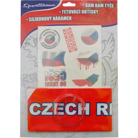 Set fani - SPORT TEAM SET FANI CZ 2