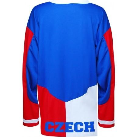 Koszulka hokejowa - SPORT TEAM HOKEJ KOSZULKA CZ 4 - 2