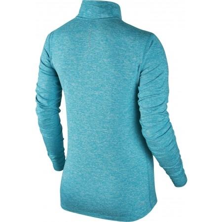 Dámske bežecké tričko - Nike NIKE ELEMENT HALF ZIP - 4