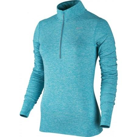 Dámske bežecké tričko - Nike NIKE ELEMENT HALF ZIP - 3