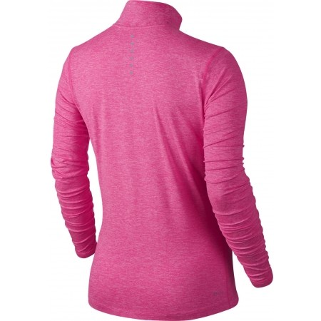 Dámske bežecké tričko - Nike NIKE ELEMENT HALF ZIP - 6