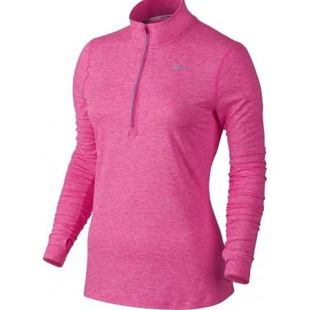 Dámske bežecké tričko - Nike NIKE ELEMENT HALF ZIP - 5