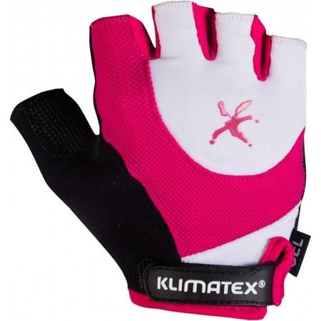 Dámske cyklistické rukavice - Klimatex ASDIS