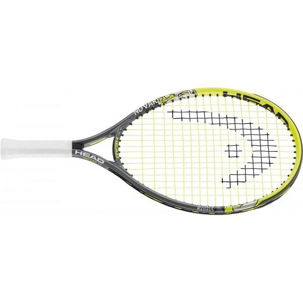 Head NOVAK 19 - Juniorská tenisová raketa