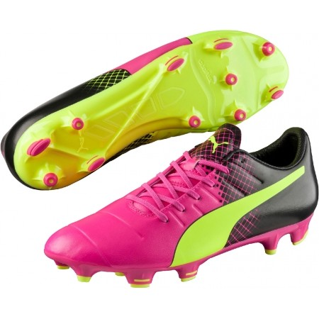 Мъжки футболни обувки - Puma EVOPOWER 3.3 TRICKS FG - 1