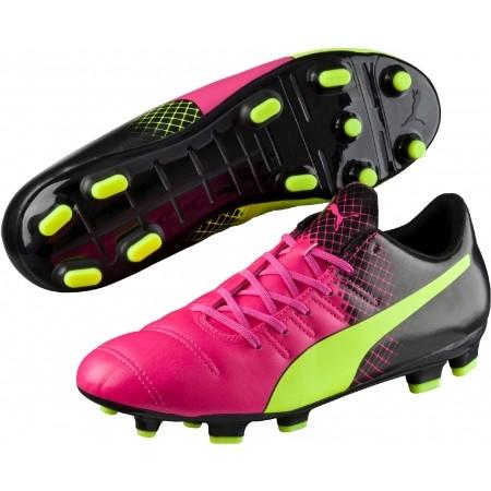 Мъжки футболни обувки - Puma EVOPOWER 4.3 TRICKS FG - 1