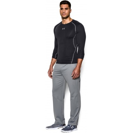 Tricou bărbați - Under Armour HEAT ARM COMPR LONG - 5