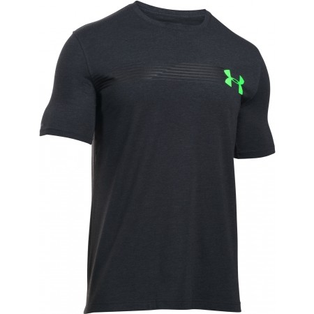 Pánske tričko voľného strihu - Under Armour FAST LEFT CHEST TEE - 1 0d9ba904442
