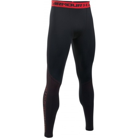 Pánské kompresní legíny - Under Armour HEATGEAR ARMOUR GRAPHIC LEGGING - 1 bd83c3e204e