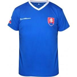SPORT TEAM FUTBALOVÝ DRES SR 5 PÁNSKY - Futbalový dres