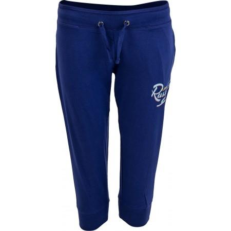 Dámské 3/4 kalhoty - Russell Athletic CAPRI GRAPHIC - 2