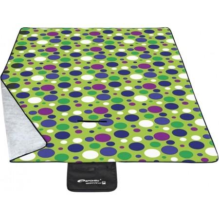 Pătură picnic - Spokey PICNIC CIRCLE 210x180 - 1