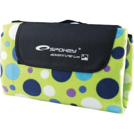 Одеяло за пикник - Spokey PICNIC CIRCLE - 2
