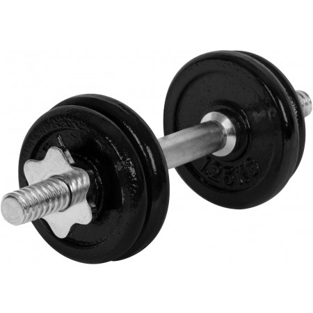 ONE-HAND WEIGHT 6 kg CHROME - One-hand adjustable weight - Keller ONE-HAND WEIGHT 6 KG