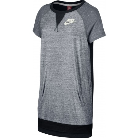 1d8e0a8107d3 Dámské tričko šaty - Nike W NSW GYM VINTAGE DRESS - 1
