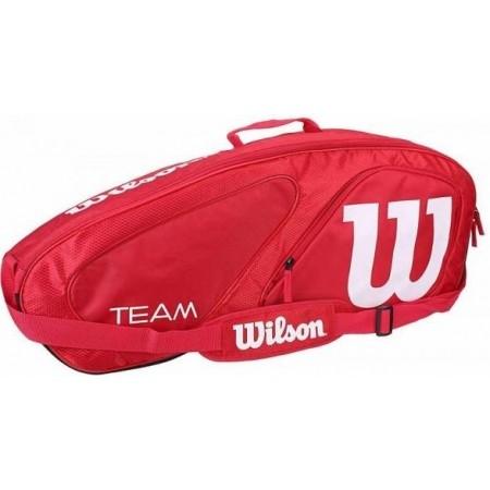 Чанта за тенис ракети - Wilson TEAM II 3PK BAG