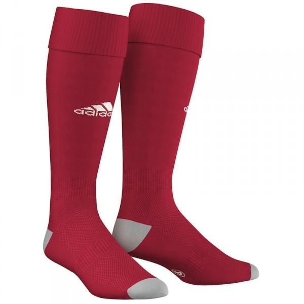 adidas MILANO 16 SOCK červená 40-42 - Pánske štulpne