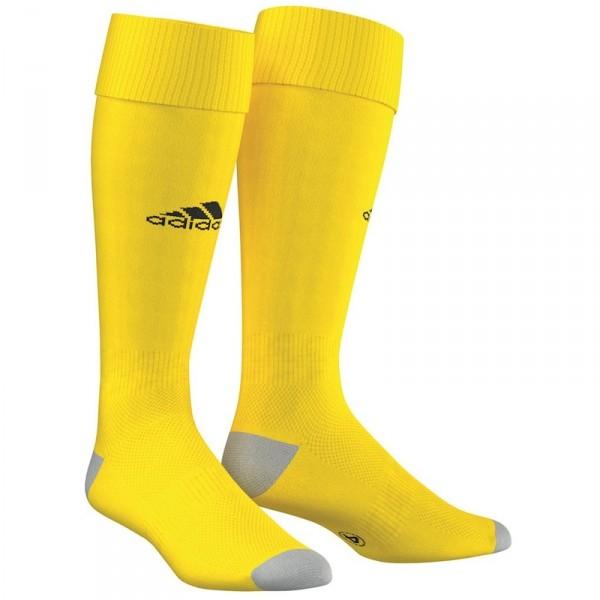 adidas MILANO 16 SOCK žltá 31-33 - Pánske štulpne