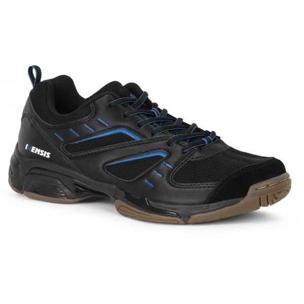 Kensis WOLLER čierna 42 - Pánska halová obuv