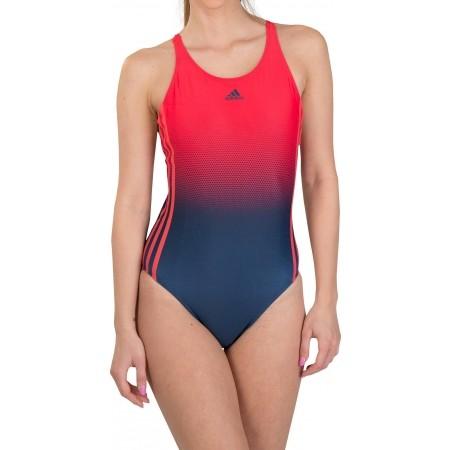 Dámské jednodílné plavky - adidas 3 STRIPES ONE PIECE - 1 4b21e6217f