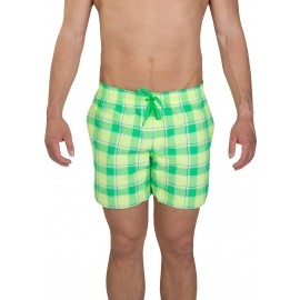 adidas CHECK WATERSHORT - Men's swimming shorts