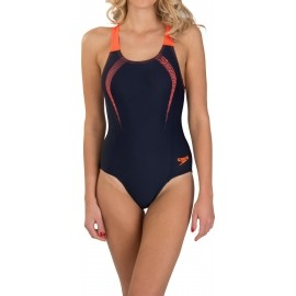 Speedo SPORTS LOGO MEDALIST - Costum de baie damă
