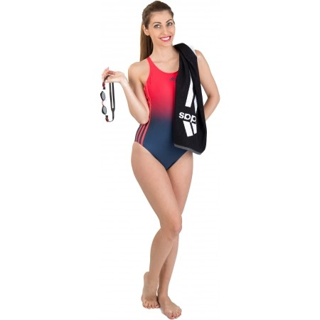 65250f6af86 Dámské jednodílné plavky - adidas 3 STRIPES ONE PIECE - 5