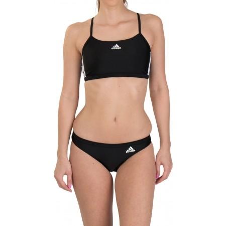 754ce2d27547b1 Dwuczęściowy strój kąpielowy damski - adidas 3 STRIPES TWO PIECE - 1