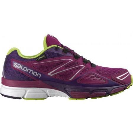 The newest salomon x scream 3d gore tex womens running shoes