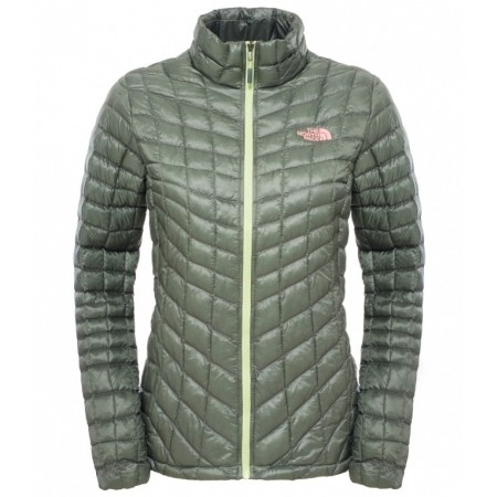 Дамско яке - The North Face THERMOBALL FULL ZIP JACKET W - 10