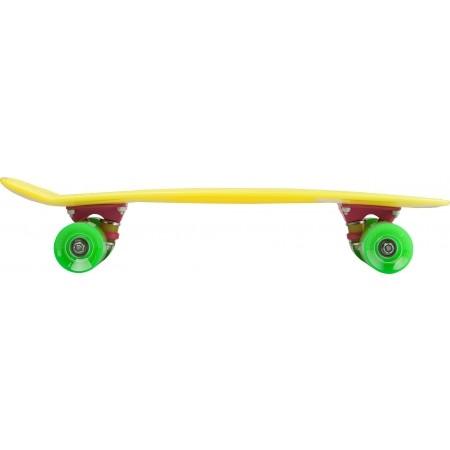 Penny скейтборд - Miller FLUOR - 2