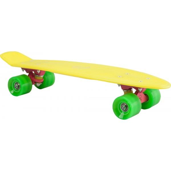 Miller FLUOR žlutá  - Penny skateboard