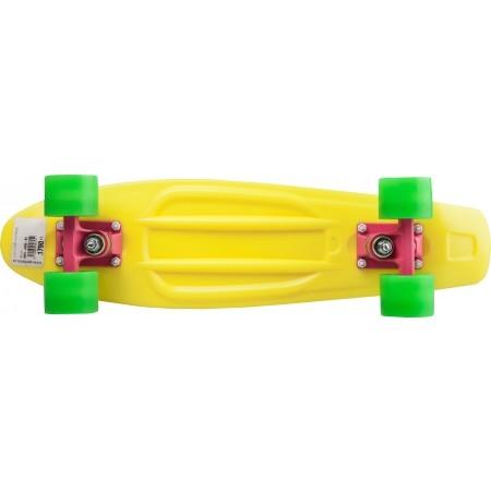 Penny скейтборд - Miller FLUOR - 5