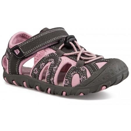 Dětské sportovní sandály - ALPINE PRO FOLEY - 1
