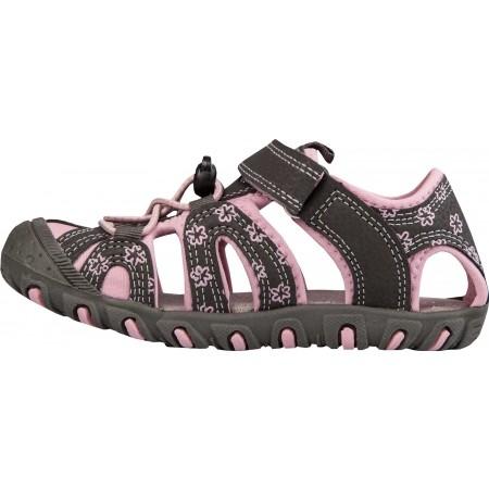 Dětské sportovní sandály - ALPINE PRO FOLEY - 4