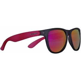 Blizzard RUBBER TRANSPARENT BLACK POL - Polarized  Sunglasses