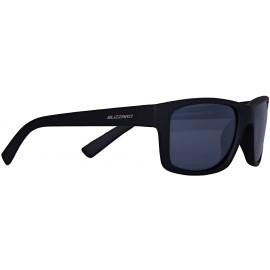 Blizzard RUBBER BLACK POL - Polarizační sluneční brýle