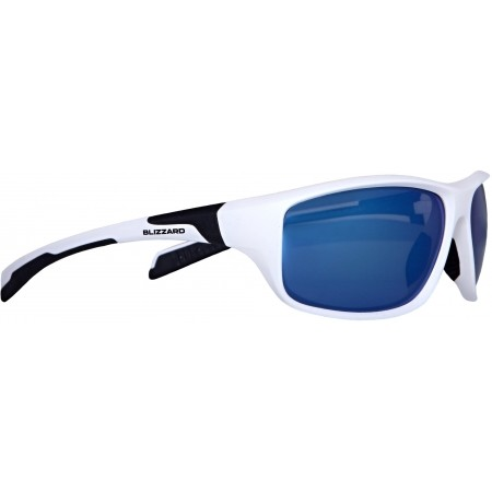 Blizzard WHITE MATT POL - Polarizační sluneční brýle
