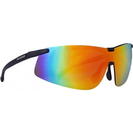 Blizzard RUBBER BLACK - Okulary przeciwsłoneczne