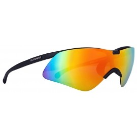 Blizzard RUBBER BLACK SET - Sunglasses