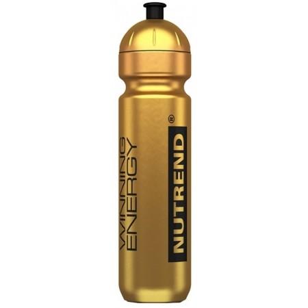 Nutrend BIDON GOLD METAL 1L - Športová fľaša