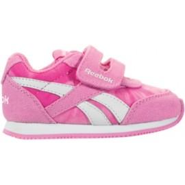 Reebok ROYAL CLJOG - Dětská volnočasová obuv