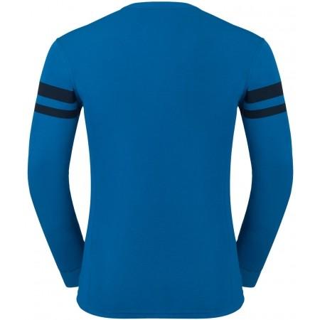 Men's functional T-shirt - Odlo JUL PRINT SHIRT L/S CREW NECK - 2