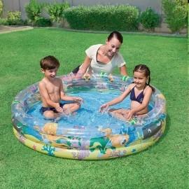 Bestway OCEAN LIFE POOL - Nafukovací bazén