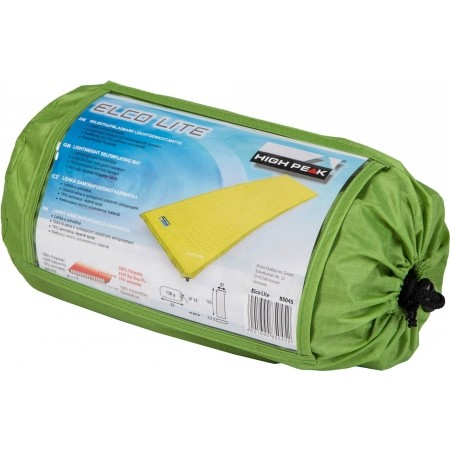 ELCO LITE - Self-inflating sleeping pad - High Peak ELCO LITE - 2