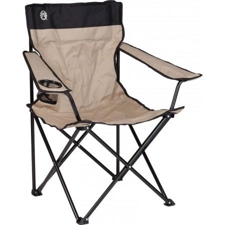 Coleman STANDARD QUAD CHAIR - Сгъваемия стол- Coleman